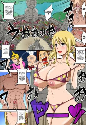 Full Color Fairy Bitch (FAIRY TAIL) primehentai